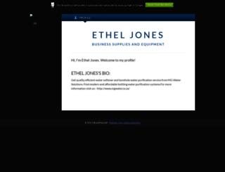 etheljones.brandyourself.com screenshot