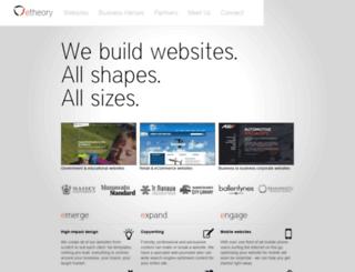 etheory.co.nz screenshot