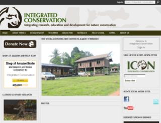 ethicalexpeditions.ning.com screenshot