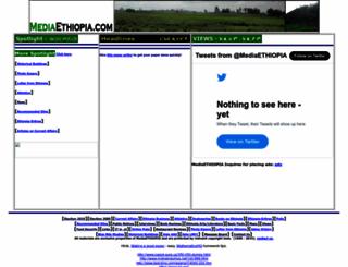 ethiopians.com screenshot