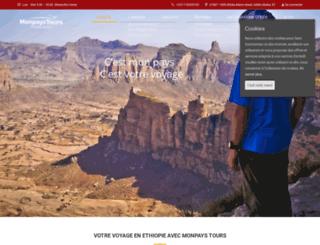 ethiopievoyage.com screenshot