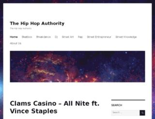 ethiphop.com screenshot