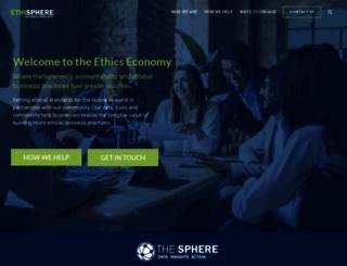 ethisphere.com screenshot