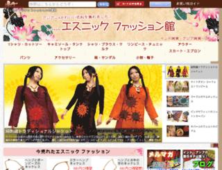 ethnic-fashion.tirakita.com screenshot
