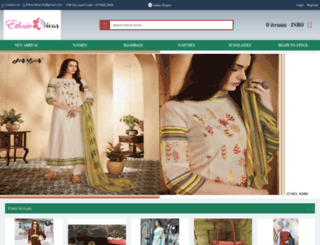 ethnicdivas.com screenshot