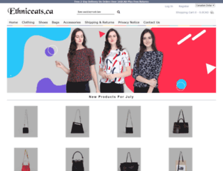 ethniceats.ca screenshot
