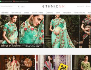 ethnicnx.com screenshot