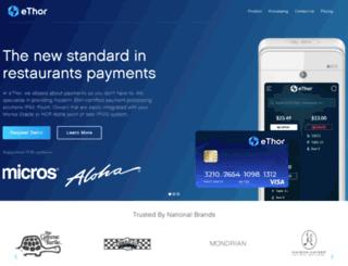 ethor.com screenshot