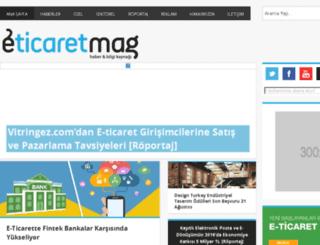 eticaretmag.com screenshot