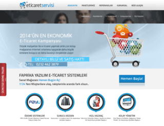 eticaretservisi.com screenshot