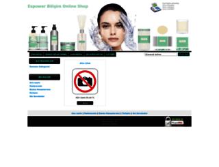 eticaretv2.espowerbilisim.com screenshot