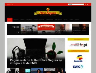 eticasegura.fnpi.org screenshot