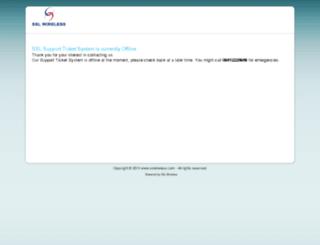 eticket.sslwireless.com screenshot