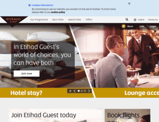 etihadguest.com screenshot