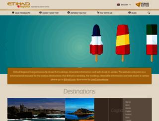 etihadregional.com screenshot