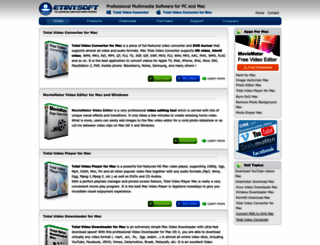 etinysoft.com screenshot