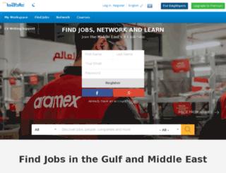 etisalat.bayt.com screenshot
