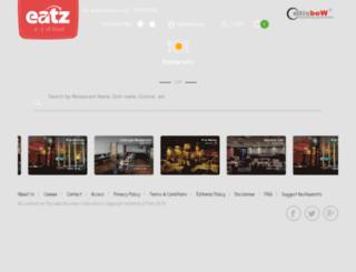 etisbew.eatz.com screenshot