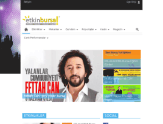etkinbursa.com screenshot