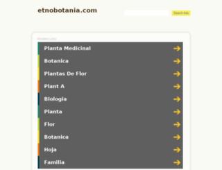 etnobotania.com screenshot