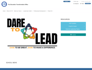 eto.dadeschools.net screenshot