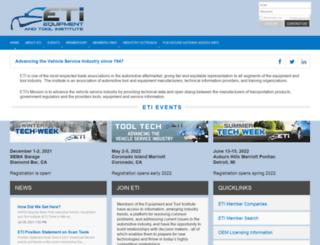 etools.org screenshot