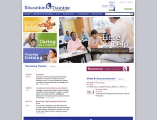 etp.granite.edu screenshot