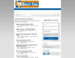 etqcn.iapplicants.com screenshot
