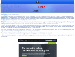 etrade.loginins.com screenshot
