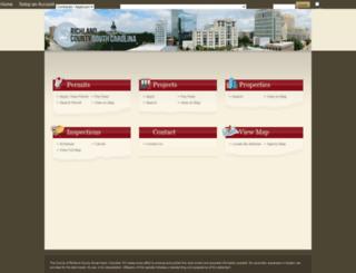 etrakit.rcgov.us screenshot