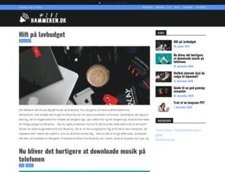 etransporter.dk screenshot