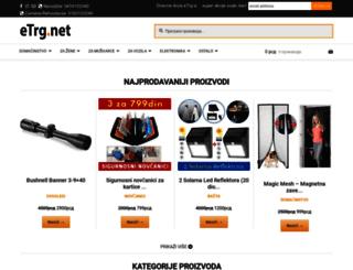 etrg.net screenshot