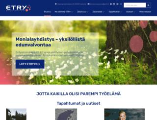 etry.fi screenshot