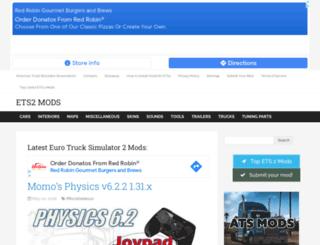 ets2downloads.com screenshot