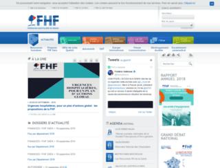 etsad.fhf.fr screenshot