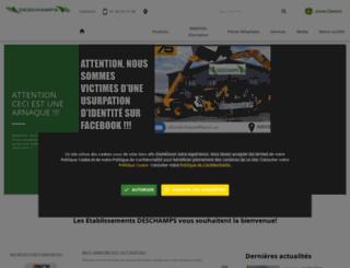etsdeschamps.concession-jd.com screenshot