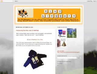 etsybloggers.blogspot.com screenshot