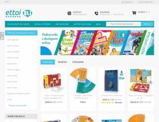 ettoi.pl screenshot