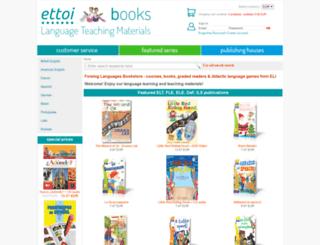 ettoibooks.eu screenshot