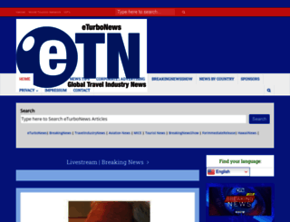 eturbonews.com screenshot