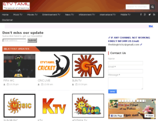etvtamil.blogspot.com screenshot