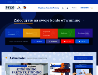 etwinning.pl screenshot