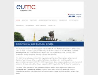 eu-myanmar.org screenshot