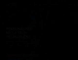 eu-recruit.com screenshot