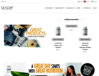 eu.nspshop.com screenshot
