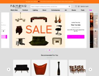 eu.pamono.com screenshot