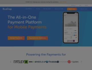 eu.plimus.com screenshot
