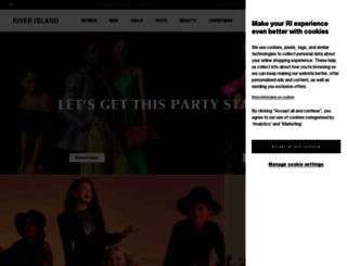 eu.riverisland.com screenshot