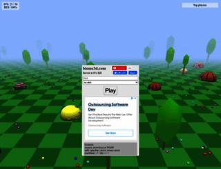 eu2.biome3d.com screenshot