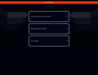 eu2009.cz screenshot